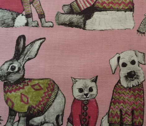 vintage chums pink