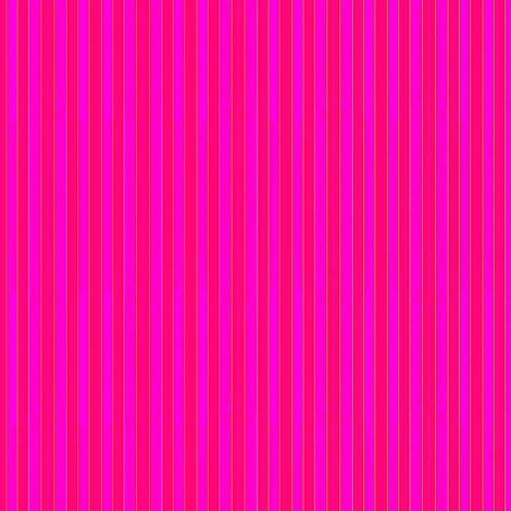 Two tone pink stripes-2 fabric by dk_designs on Spoonflower - custom fabric