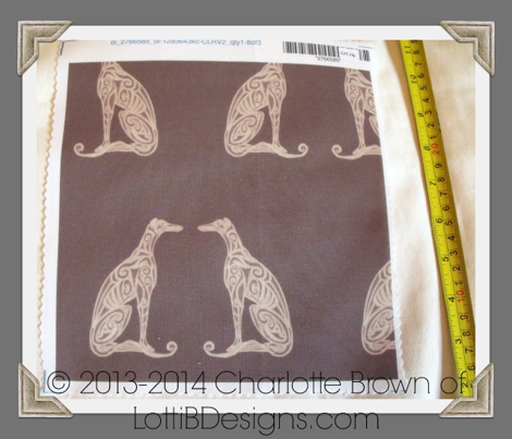 Greyhounds - Seeing Double - Chocolate & Cream