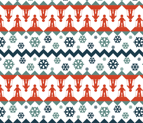 Spoonflower_ski fabric by gamespel on Spoonflower - custom fabric
