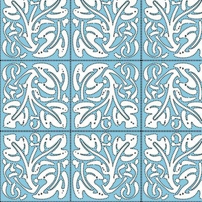 Blue Bird Tile