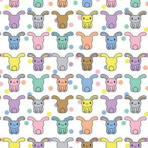 Bunnydots - Rainbow
