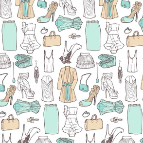 fashionable pattern
