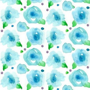 Baby Blue Blossom