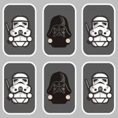 stormtrooper & vader grey