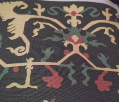 Carpet Border 1600s