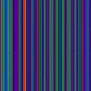HOT_MOLTEN_GLASS VOLCANO stripes CHLOROPHYLLE BLACKCURRANT