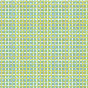Blue Yellow Twinkle