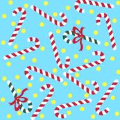 christmas canes