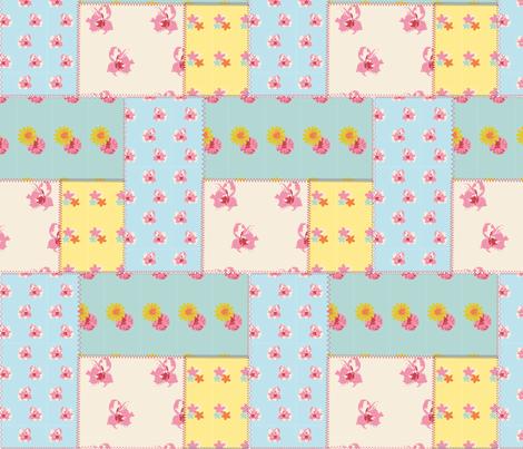 quilt fabric by gemmacosgrove-ball on Spoonflower - custom fabric