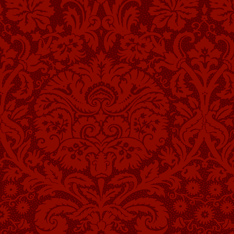 Rococo Serpentine 1f fabric by muhlenkott on Spoonflower - custom fabric