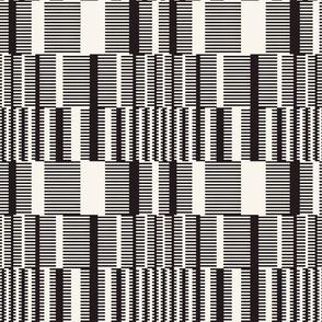 striped ornament
