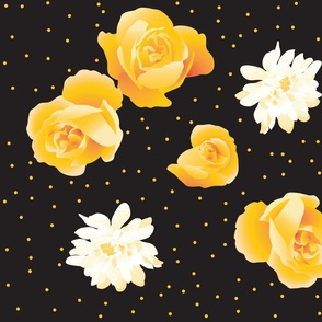 texasyellowrose-black