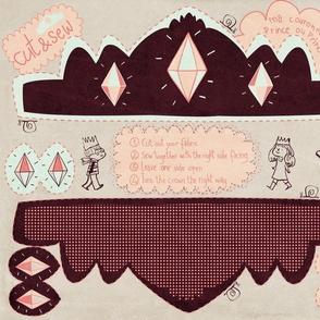 la couronne de prince ou de princesse