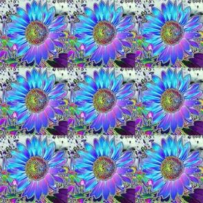 CJC Neon Flower