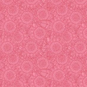 springtime pink mini fleur