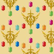 Zelda Hyrule Rupees