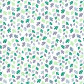 Spring Leaf Quilt 04