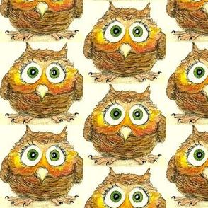 Noel The Owl Vivid