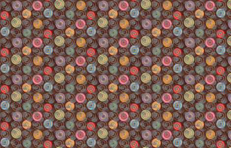 strolling fabric by keweenawchris on Spoonflower - custom fabric