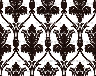Sherlock Wallpaper Fabric