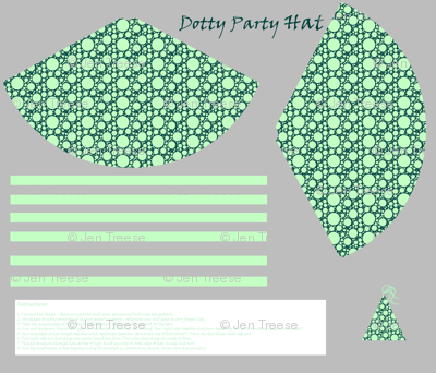 Dotty Party Hat