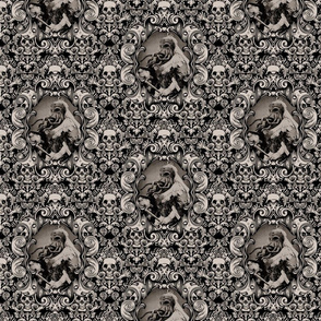 Steampunk Cthulhu Queen Victoria