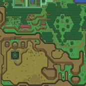 Zelda - Link to the Past - Hyrule