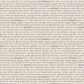 Hello Spring Type