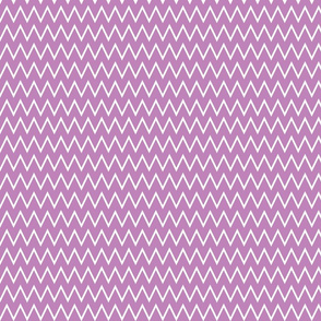 Light Radiant Orchid Chevron