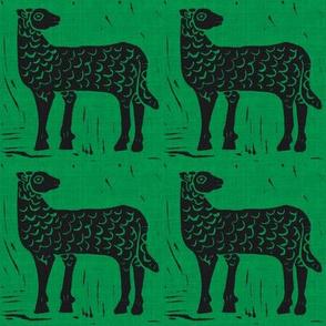 Black Sheep #1