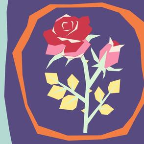 rosequilt