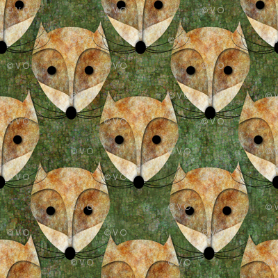 Foxy face