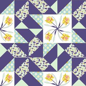 12_inch_pinwheel_daffodils_reverse_purple_off