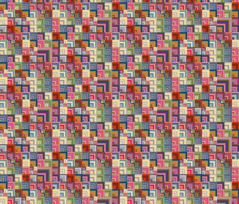 down on the corner fabric by keweenawchris on Spoonflower - custom fabric