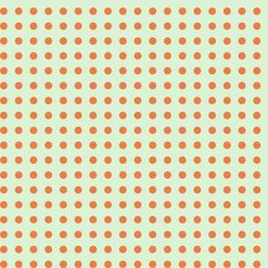 OrangeMintPolka