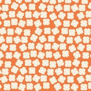 OrangeFloral
