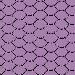 Scales Purple