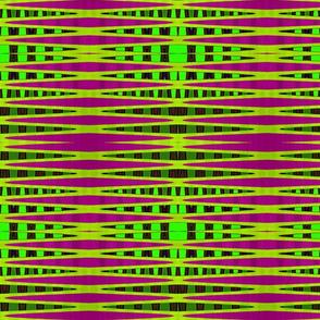 Green Purple Horizon