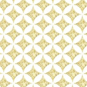 sparkle dots gold