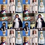 Vintage Nurse Dolls