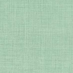 Linen Soft Eucalyptus Green