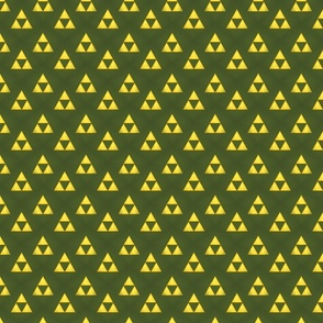 Legend of Zelda - Triforce