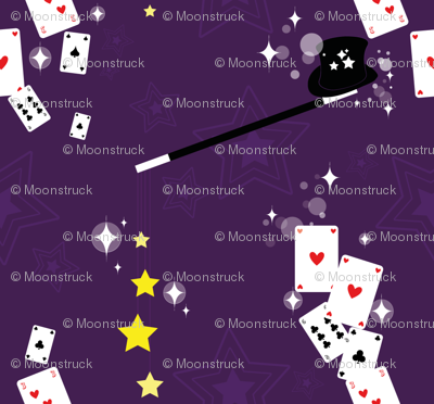 Moonstruck Magic show