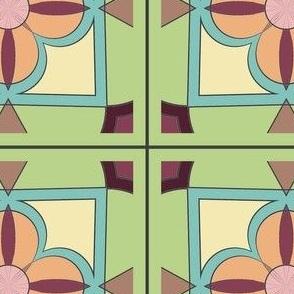 CJC Quilt Flower
