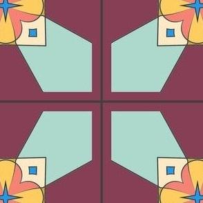 CJC Quilt Flag