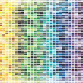 Color Chip Spectrum