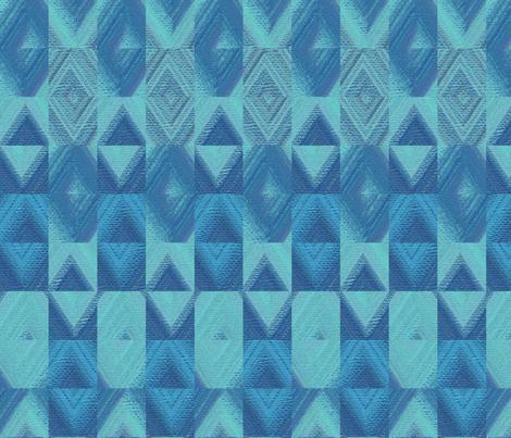 chalk chevron blue shifted