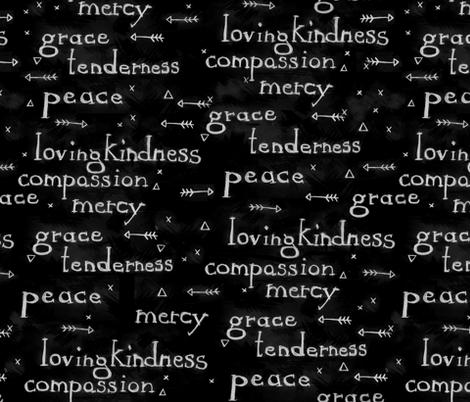 lovingkindness fabric by narthex on Spoonflower - custom fabric