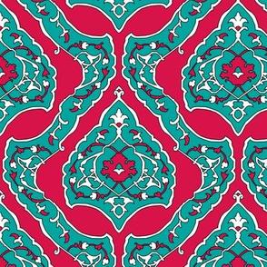 16th Century Carpet Drop Repeat